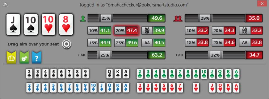 Pourcentage poker logiciel best strategy roulette