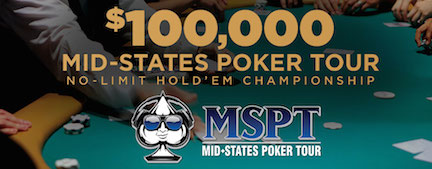 Belle of Baton Rouge to Host 0K Guarantee MSPT Main Event Nov. 15-23 101