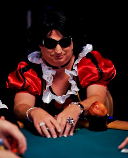 Halloweenové nápady pokerových hvězd 101