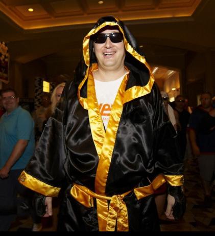 Halloweenové nápady pokerových hvězd 102
