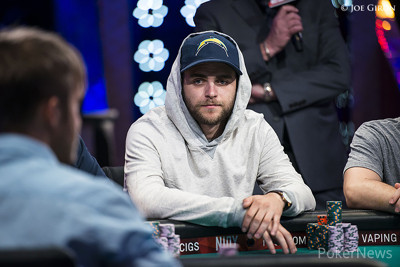 Predicciones de la mesa final WSOP 2014 Main Event 102