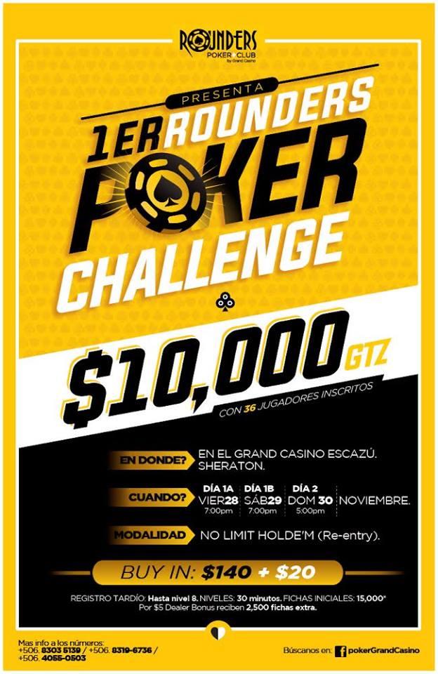 Grand Casino Poker es ahora Rounders Poker Club 101