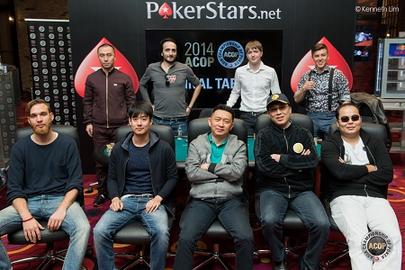 Fabian Quoss Wins Macau 2014 ACOP High Roller for HK,271,000 101