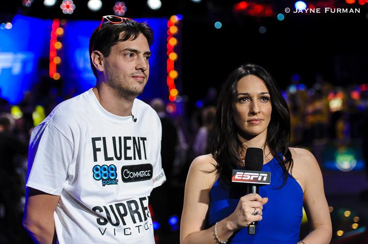 Důležité okamžiky z finále Main Eventu WSOP 2014 101