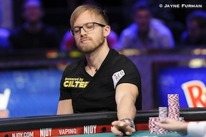 2014 WSOP Main Event Hand Analysis: Five Key Hands From Three-Handed Play 102
