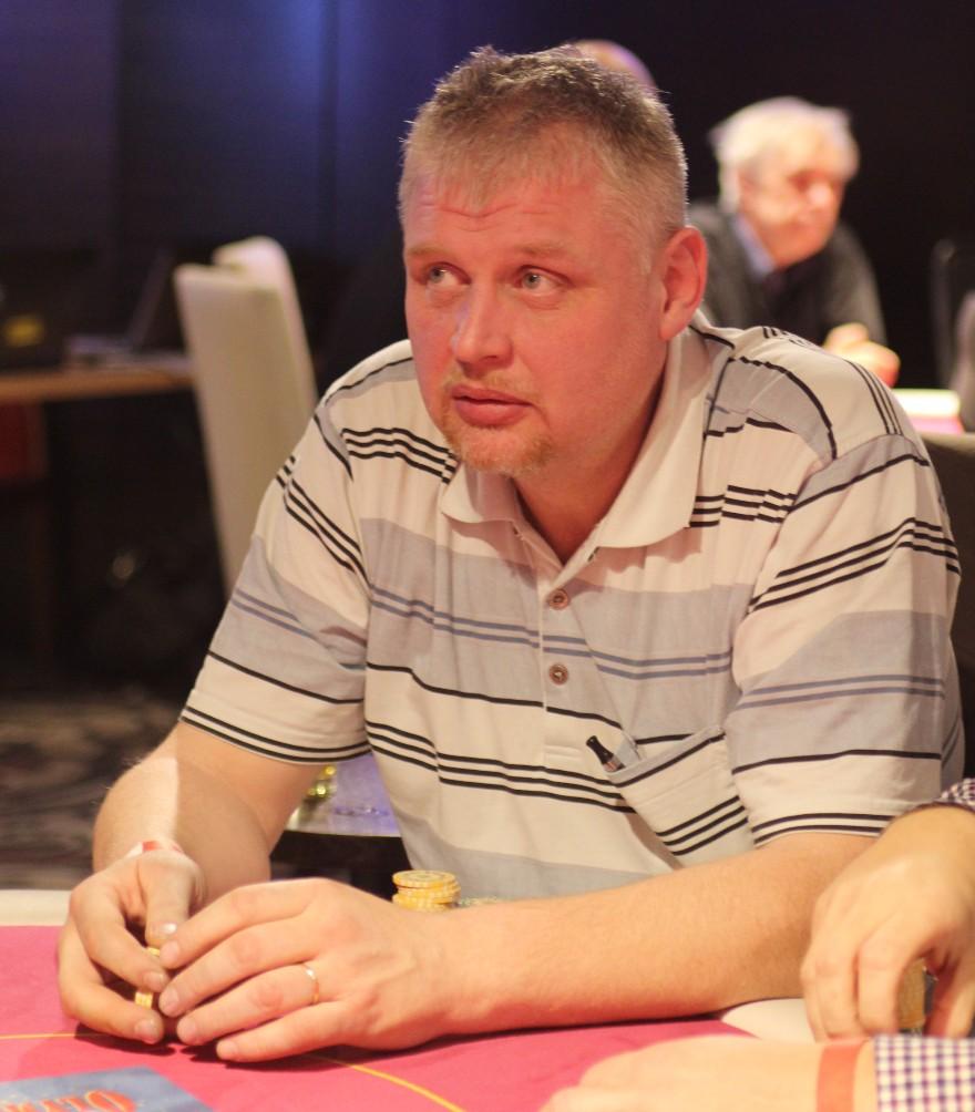 Staažikas pokkerimängija alustas puhkust Triobet Live võiduga 101