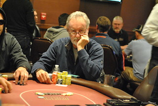 "2014 MSPT Golden Gates Day 1c: Kevin ""Phwap"" Boudreau Makes Return to Tournament Poker 101"