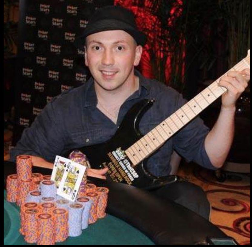 Nick Yunis: Disfruto del póker porque es un desafío mental, psicológico, filosófico y... 102