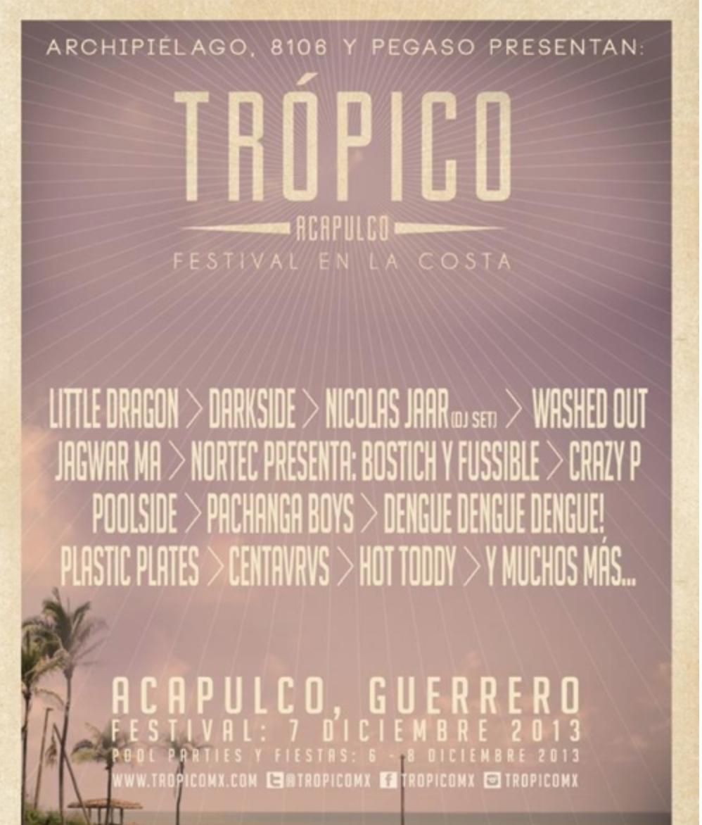 """Christian """"Grillo"""" de León; BSOP, Trópico en Acapulco y PCA 101"""