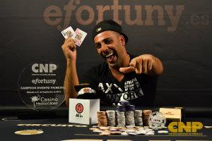 El Circuito Nacional de Poker despide la temporada 2014 poniendo el broche de oro 105