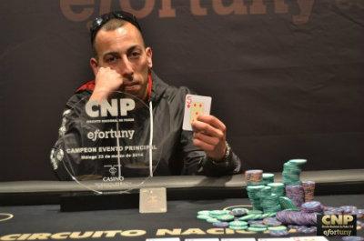 El Circuito Nacional de Poker despide la temporada 2014 poniendo el broche de oro 102