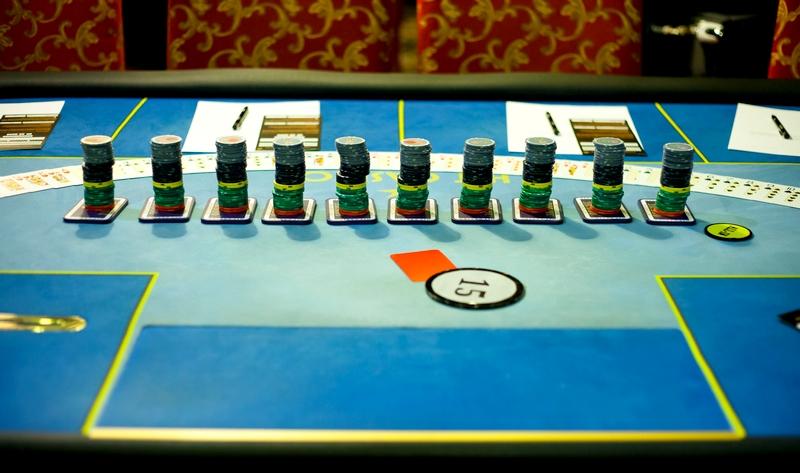 Finał Polish Poker Series - dzień 1A - relacja na żywo 03:30 103