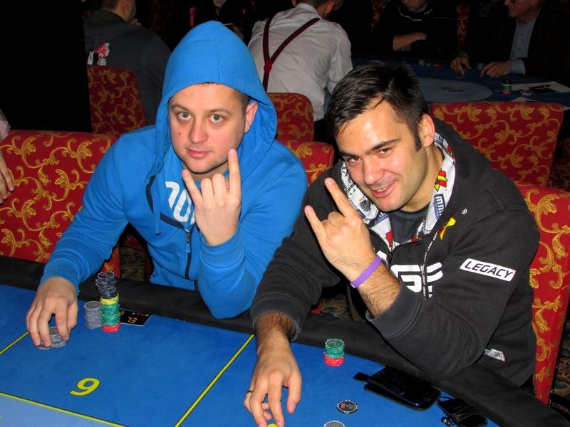 Finał Polish Poker Series - dzień 1A - relacja na żywo 03:30 109