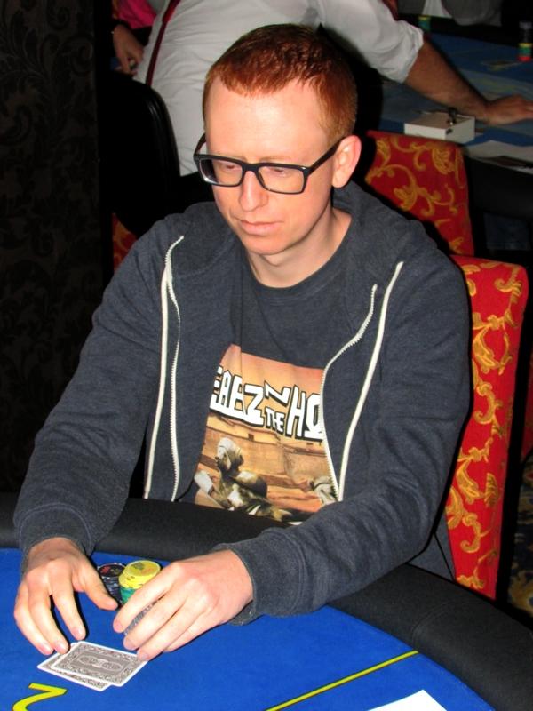 Finał Polish Poker Series - dzień 1A - relacja na żywo 03:30 120