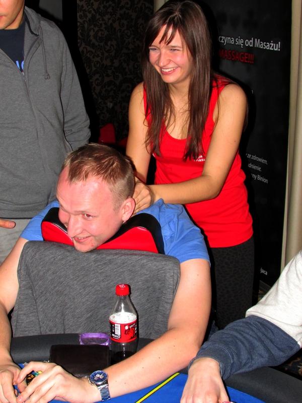 Finał Polish Poker Series - dzień 1A - relacja na żywo 03:30 121