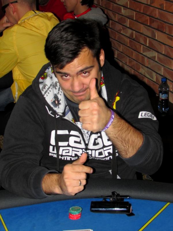 Finał Polish Poker Series - dzień 1A - relacja na żywo 03:30 131