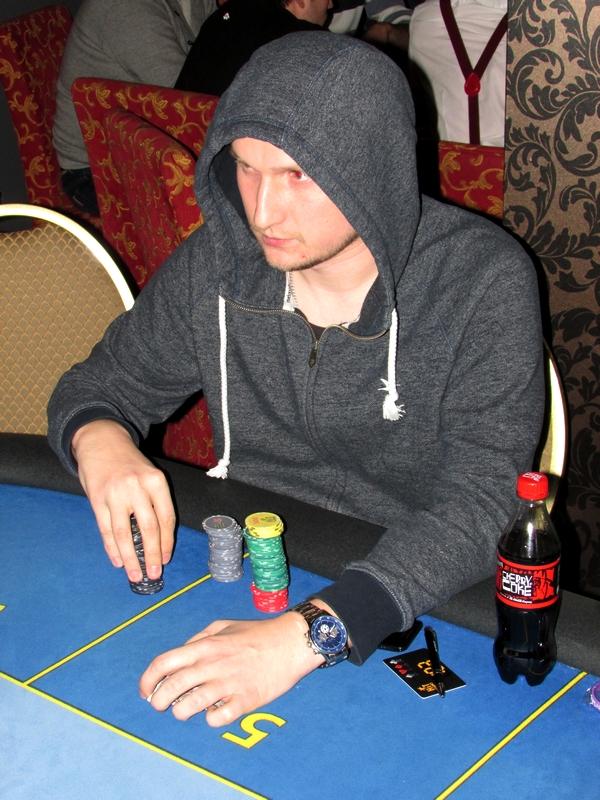 Finał Polish Poker Series - dzień 1B - relacja na żywo 03:40 125