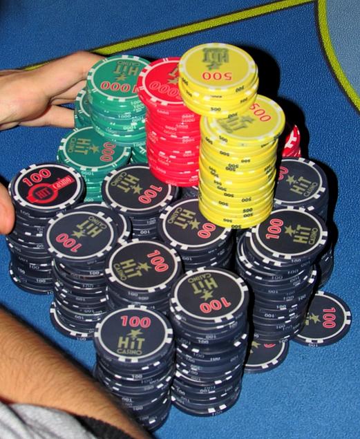 Finał Polish Poker Series - dzień 2 - relacja na żywo 22:50 103