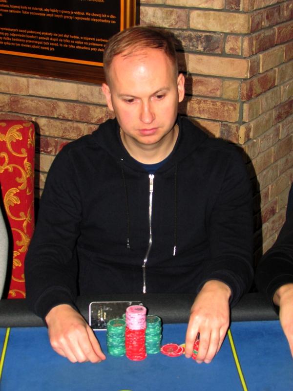Finał Polish Poker Series - dzień 2 - relacja na żywo 22:50 117