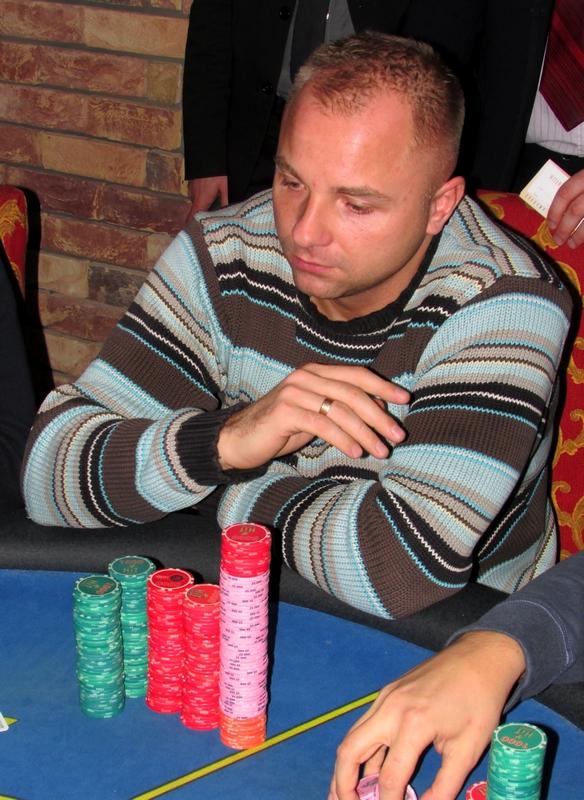 Finał Polish Poker Series - dzień 2 - relacja na żywo 22:50 125