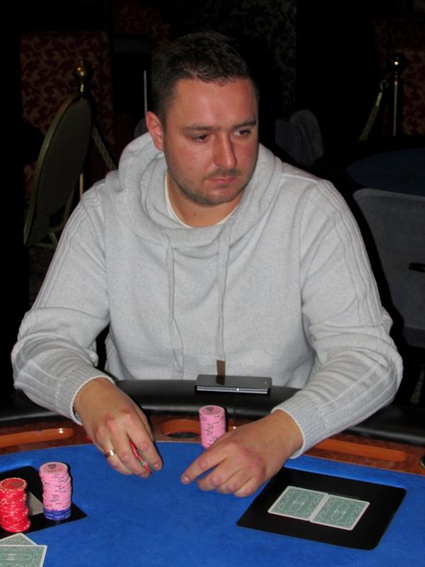 Finał Polish Poker Series - dzień 3 - relacja na żywo 00:40 123