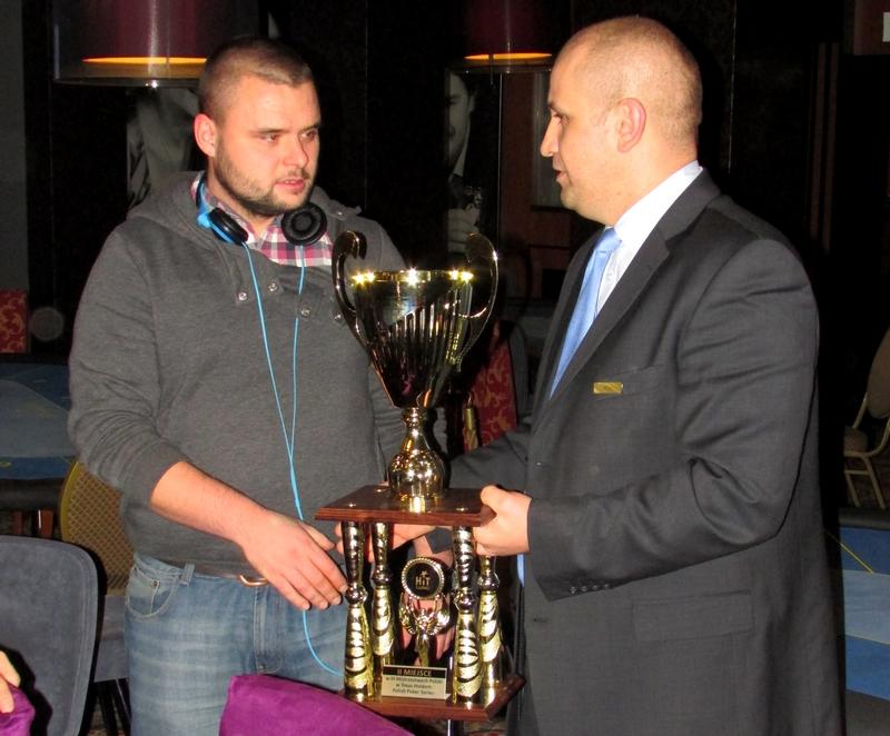 Finał Polish Poker Series - dzień 3 - relacja na żywo 00:40 138