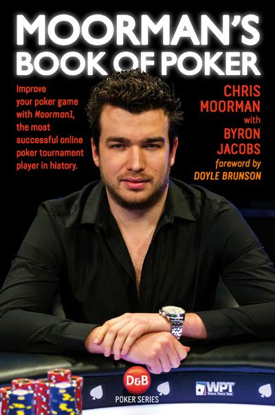 Moorman's Book of Poker: A Must-Have in Your Collection 101