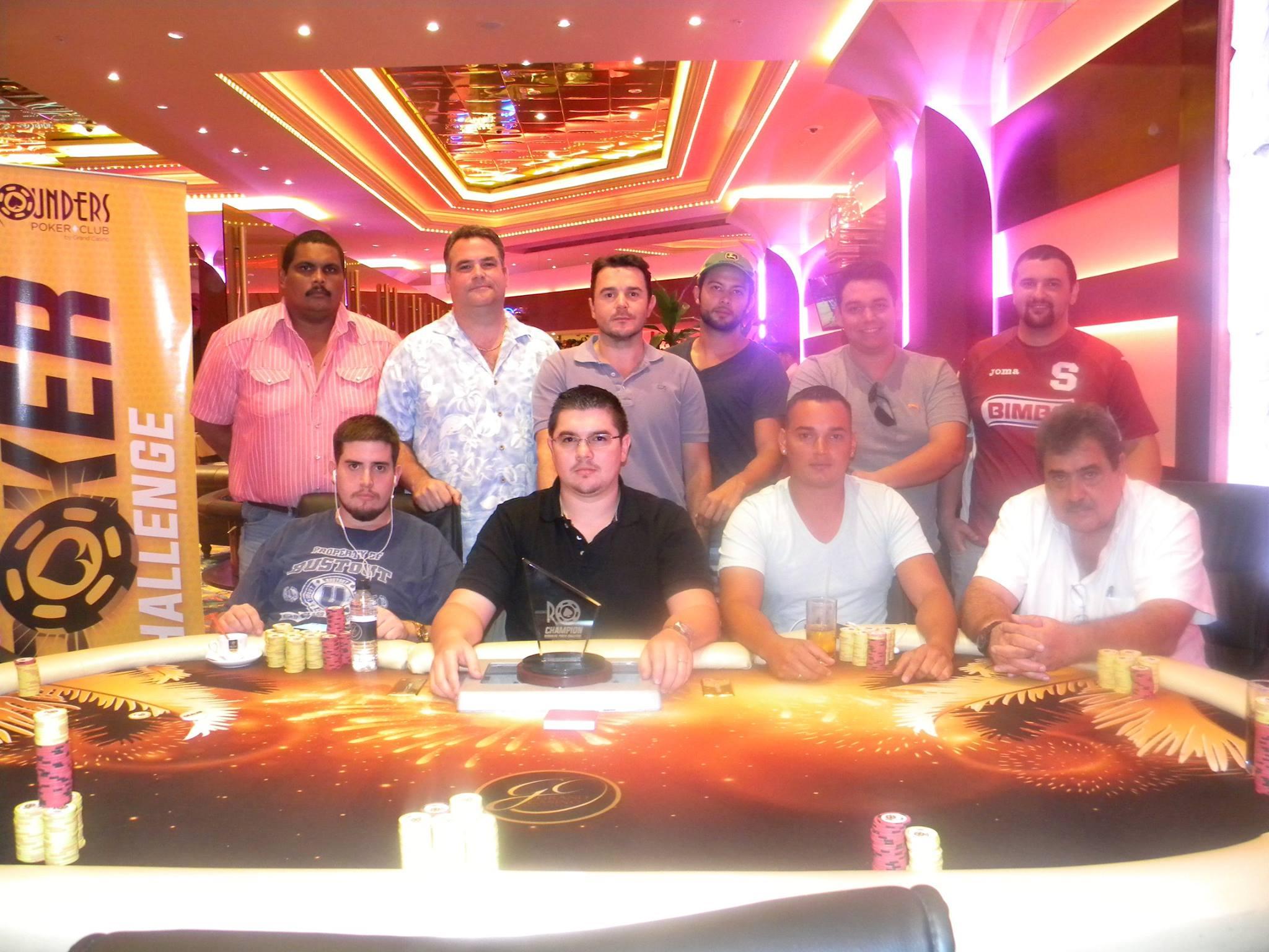 Francisco Milanés gana el Rounders Poker Challenge 101