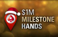 V prosinci rozdává PokerStars 15.000.000 dolarů 102