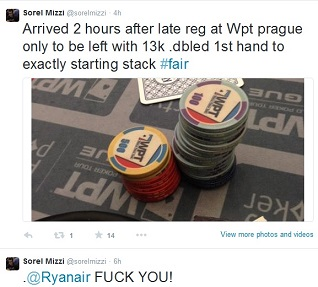 WPT National Prague Den 2: Vladimír Malák zůstává ve hře o titul 101