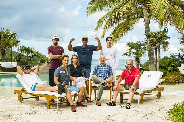 Jason Mercier si zajel do Karibiku na St. Kitts pro 7.500 101