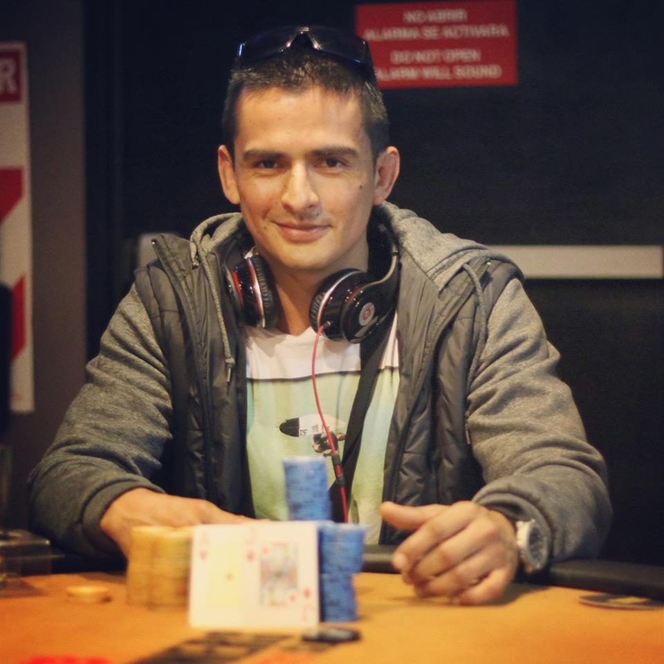 Federico Bonilla gana el Main Event del WC Anniversary 101