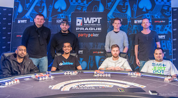 Алекс Гулдер выиграл главный турнир partypoker WPT National... 101