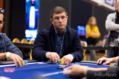 Martin Jacobson končí na bublině €50.000 Super High Rolleru 101