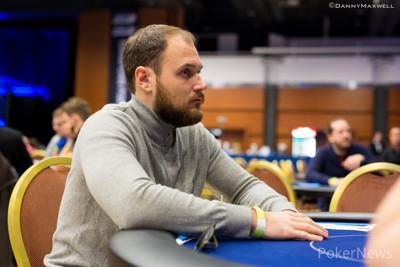 Martin Jacobson končí na bublině €50.000 Super High Rolleru 104