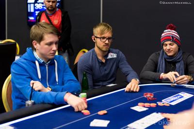 Martin Jacobson končí na bublině €50.000 Super High Rolleru 106