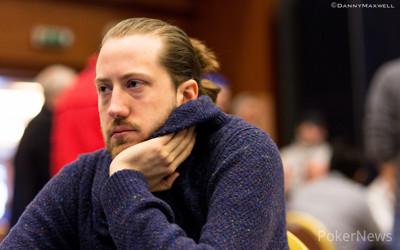 Martin Jacobson končí na bublině €50.000 Super High Rolleru 105