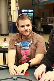 2014 MSPT Canterbury Day 1a: Colson Leads Advancing 45 Players, Pupillo Bags in Second 101