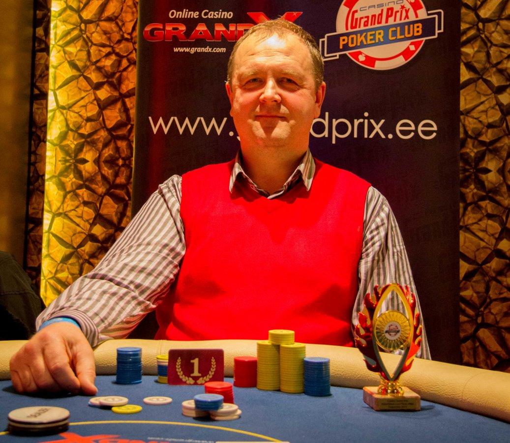 Pärnu Poker Weekendil püstitati uued osalejate arvu rekordid 101
