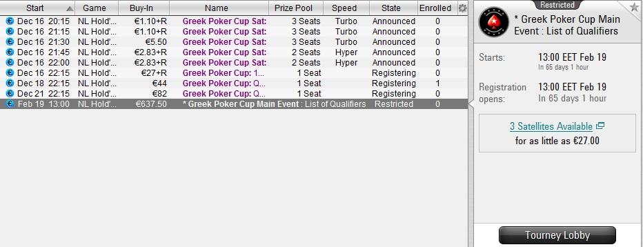 Έρχεται το Greek Poker Cup IV! 101
