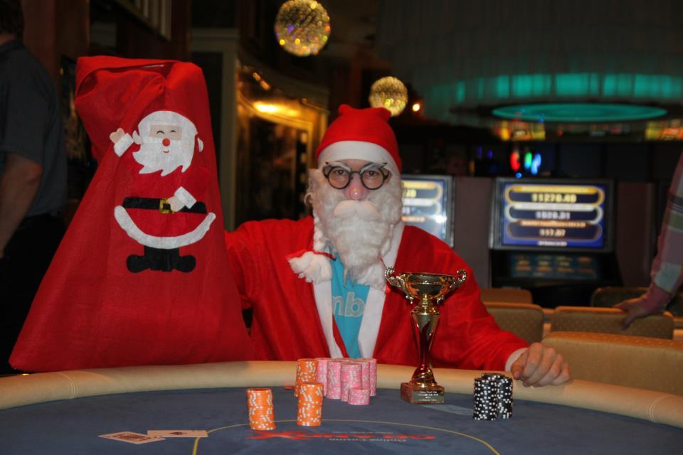 Eesti pokkerimängijad peavad reedel jõulupidu 101
