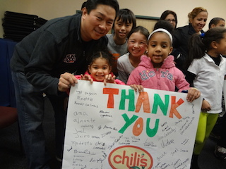 Bernard Lee Gives Holiday Packages to 75+ Children Through Full House Charity Program 101