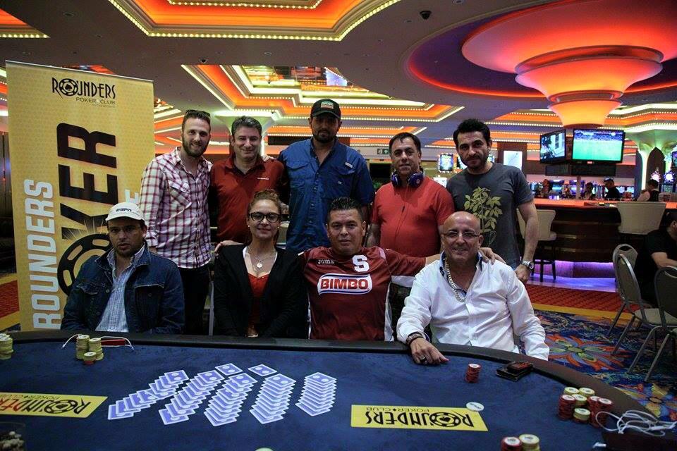 Alex Brenes Campeón del Rounders Poker Challenge 2 101