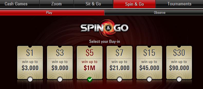 PokerNewsi jaanuari eripakkumised PokerStarsis 101