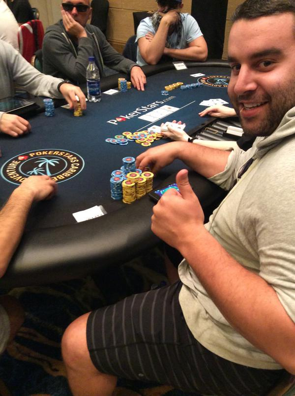 The Sunday Briefing: Carter Swidler Makes Supersonic Final Table While Playing PCA Main Event 101