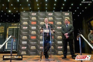Director of Poker Jim Preston Leaving Crown Melbourne for Macau After Aussie Millions 101