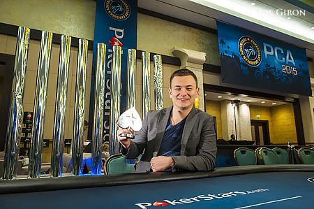 Победы россиян в побочных турнирах PCA-2015 104