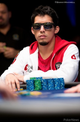 The Final Hand of the 2015 PCA Main Event: Bold Play on the River 102