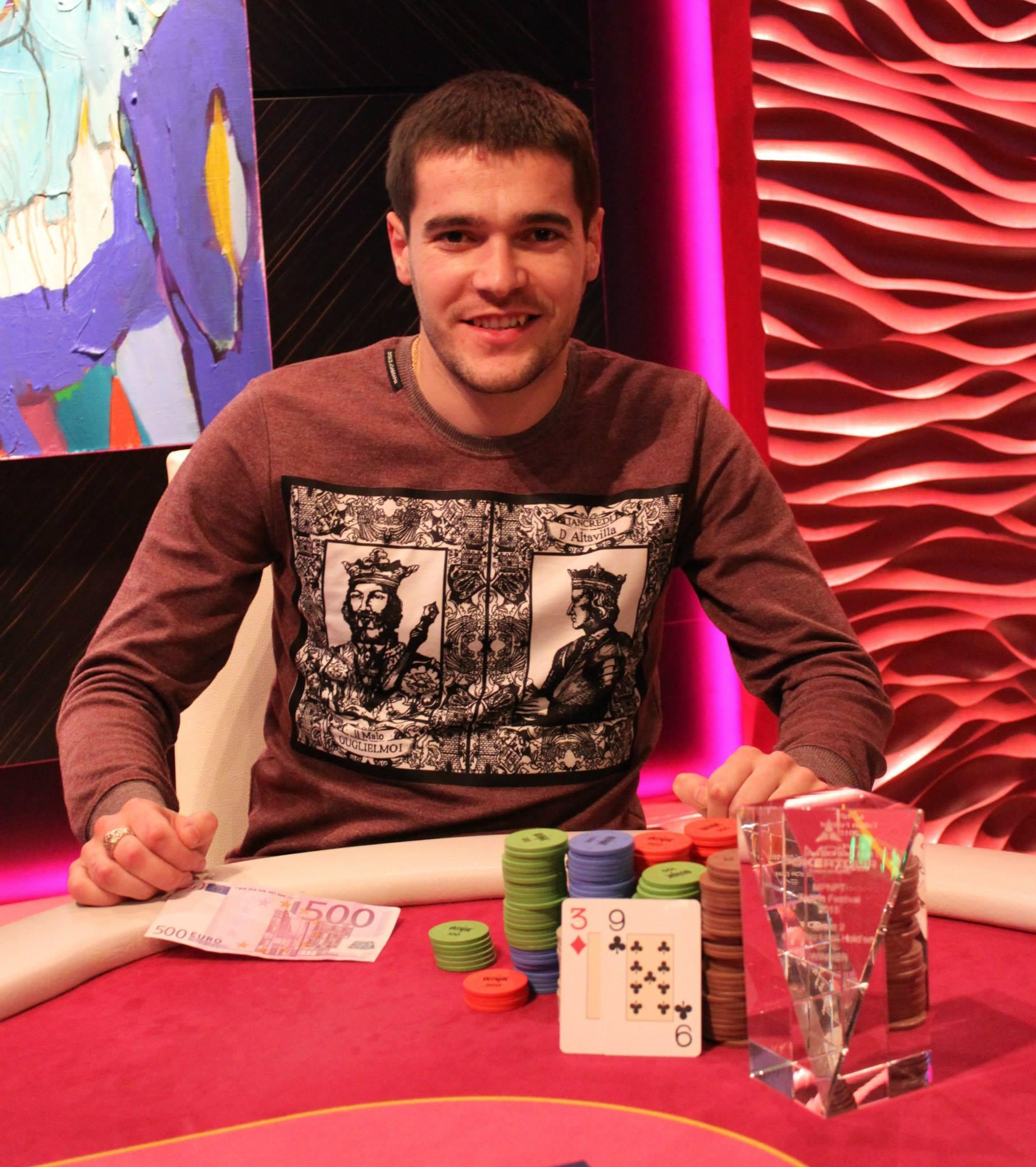 Tallinna MPN Poker Tour põhiturniiri finaalpäeva alustab liidrina Raigo Aasmaa 101