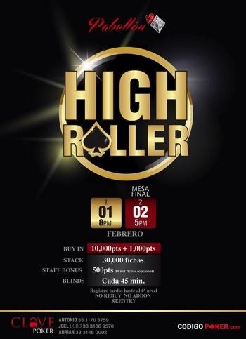 ¡Guadalajara Series of Poker 1.1 por iniciar actividades mañana en Pabellón! 103